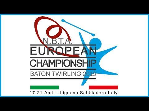 European Championship Baton Twirling NBTA Europe