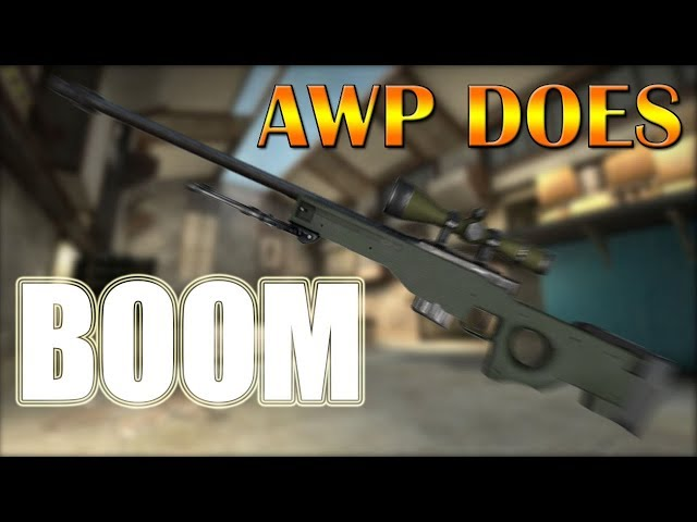AWP DOES BOOM!