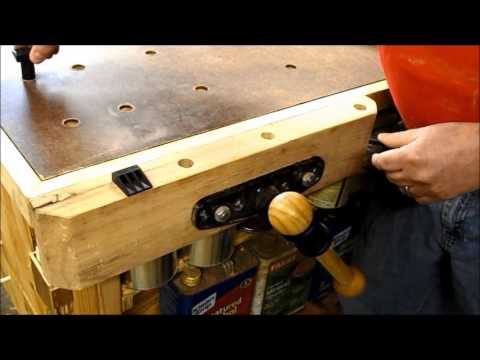 Bench Dogs And Front Vise