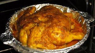 Курица в духовке - вкусно и просто