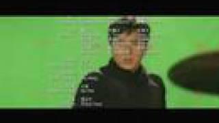 Jackie Chan + Kim Hee Sun:THE MYTH making & NG