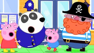 Peppa Pig Official Channel | Peppa Pig at the Police Station