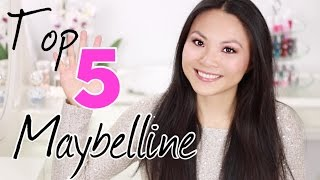 TOP 5 Maybelline Produkte | Mamiseelen