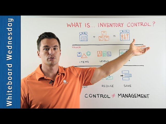 What is Inventory Control?  - Whiteboard Wednesday