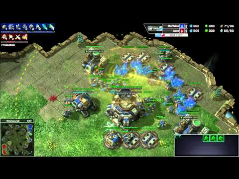 Innovation vs Crank - Game 1 - DH Bucharest - Group Stage 2