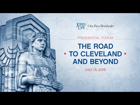 The Road to Cleveland and Beyond: July 15, 2016