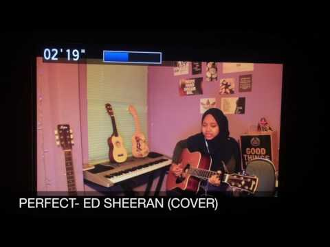 Perfect-Ed Sheeran (cover-Sarah Suhairi)