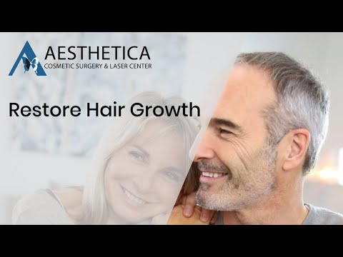 Restore Hair Growth PRP (Platelet Rich Plasma)