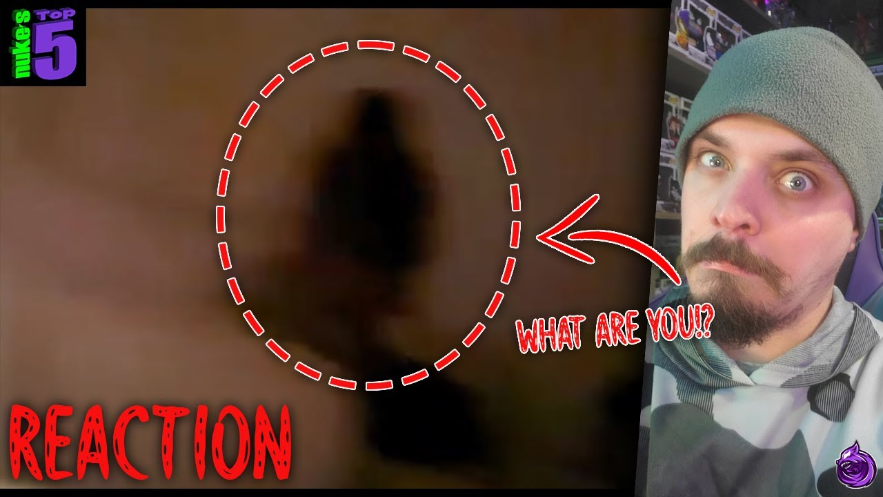 Download NUKE'S TOP 5 - Ghost Caught On Camera? : 5 SHADOW PEOPLE | REACTION