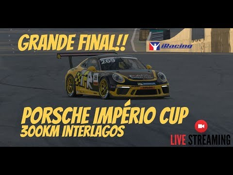 GRANDE FINAL Porsche Esports Carrera Cup | 300 Km De Interlagos | Track Friends Racing #269