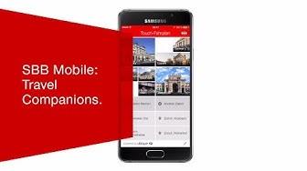 SBB Mobile: Travel Companions.
