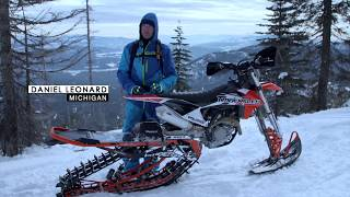 2020 Timbersled RIOT Rider Reactions - Timbersled
