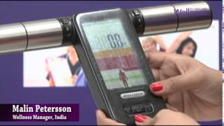 Oriflame India Wellness - How to use Omron Scale