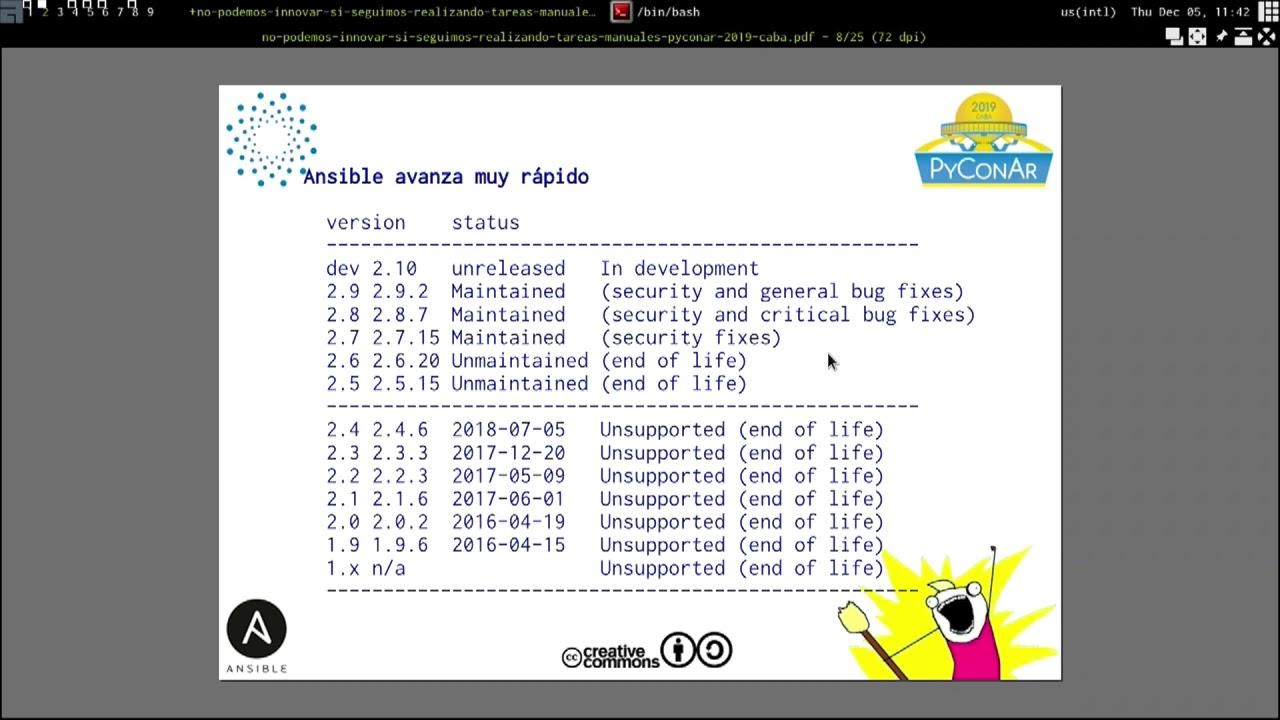 Image from No podemos innovar si seguimos realizando tareas manuales, por Osiris Gómez y Cristian G. Segarra