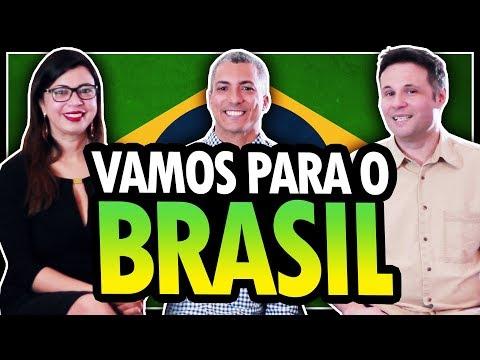 PALESTRA CANADÁ 360 NO BRASIL - VAMOS PARA O BRASIL!
