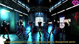 SNSD (Girls' Generation) - FLOWER POWER (рус.саб.)