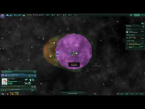 Stellaris | the Rise of the Kawaii Union #1 |