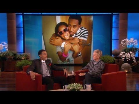 Exclusive! Ludacris' Daughter's Website