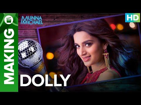 Making Of The Character (Dolly)   Nidhhi Agerwal   Sabbir Khan   Munna Michael