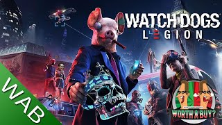 Watch Dogs Legion Review - Worthabuy? (Video Game Video Review)