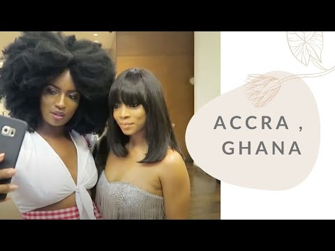 TRAVEL VLOG: ACCRA, GHANA - The Glitz Style Awards 2017
