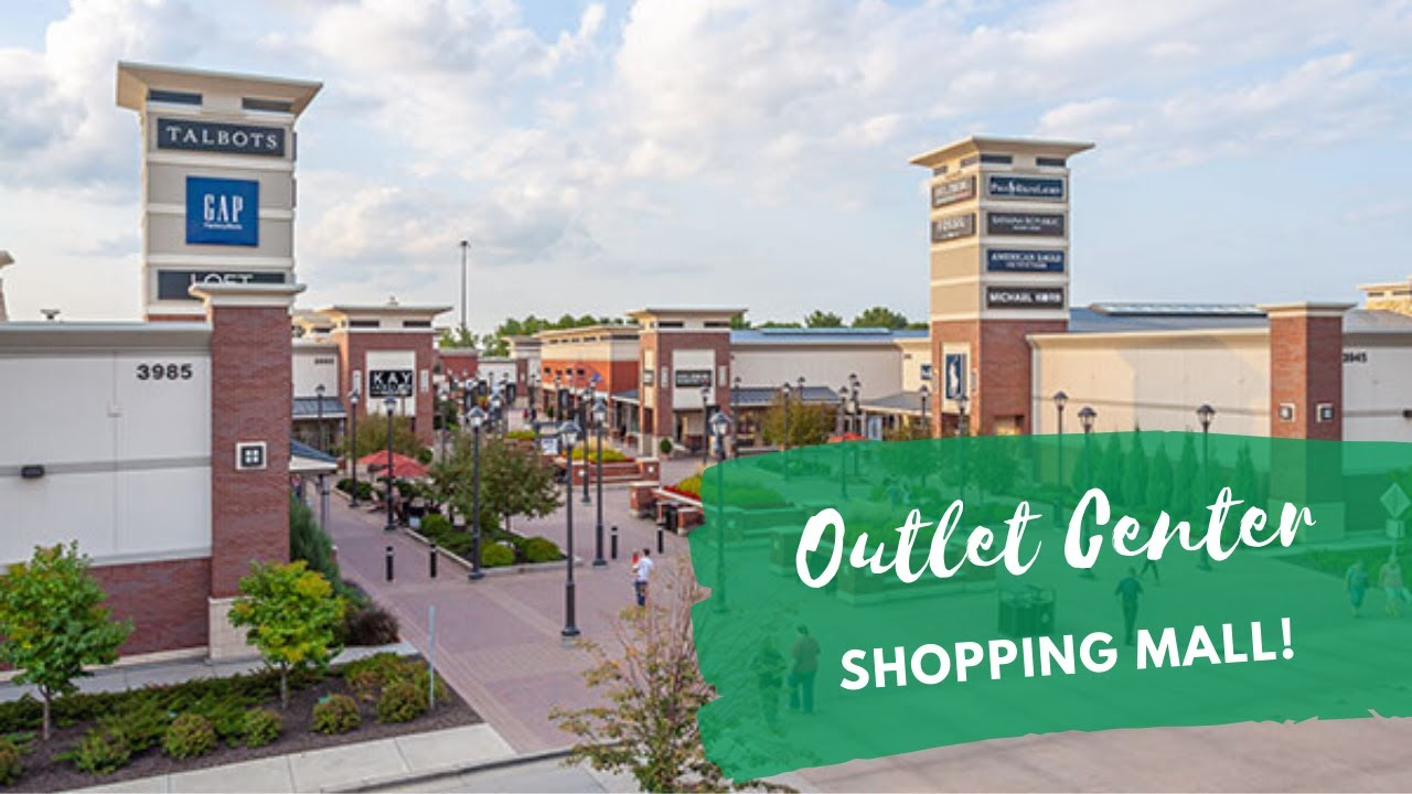 51e403419d12 Twin Cities Premium Outlets in Eagan - YouTube