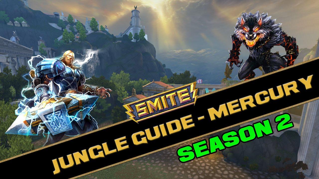 Smite Season  Jungle Build
