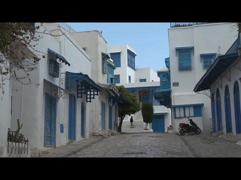 Coronavirus: un lieu touristique tunisien transformé en ville-fantôme | AFP News