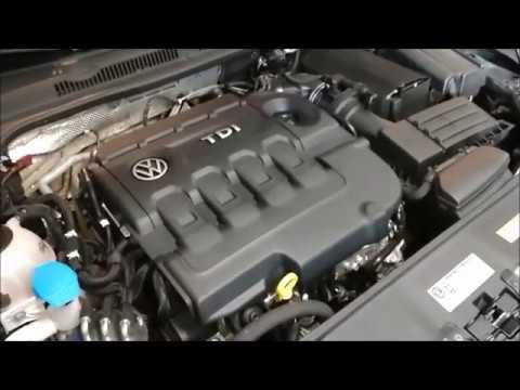 2015 Volkswagen Jetta Mk6 Tdi Oil Change Youtube
