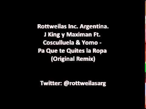 J King y Maximan Ft. Cosculluela & Yomo - Pa Que te Quites la Ropa (Original Remix).mpg