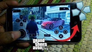 How To Download GTA 5 For Ppsspp Android On Demand...