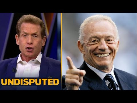 Download UNDISPUTED - Skip SHOCKED Jerry Jones compares Cowboys defense to a basketball team