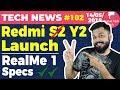 Redmi Y2 Launch, RealMe 1 Specs, iPhone SE 2, Moto C2 C2+, OnePlus 6 Mirror Black Nokia Sued-TTN#102