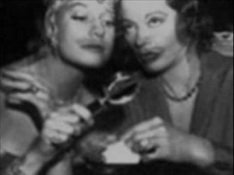 Tallulah & Martha Raye