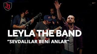 JOLLY JOKER ANKARA - LEYLA THE BAND - SEVDALILAR BENİ ANLAR
