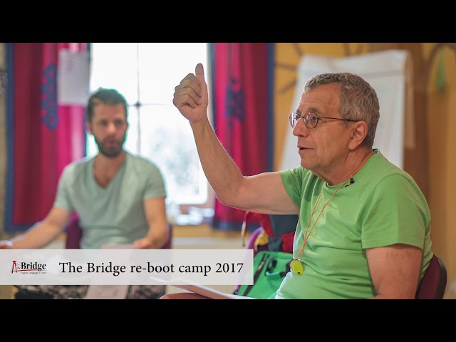theBRIDGE re boot camp 2017