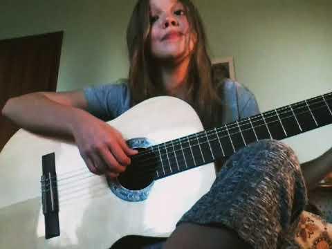 Гитарная версия песни из мультфильма Смешарики - От винта ...