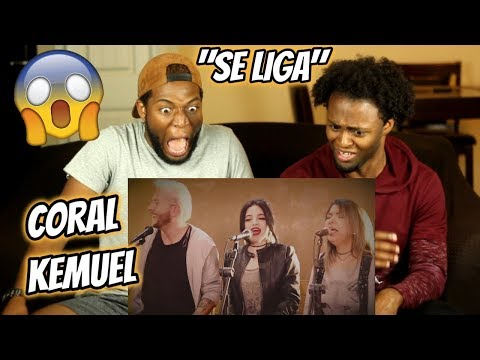 CORAL KEMUEL - SE LIGA REACTION