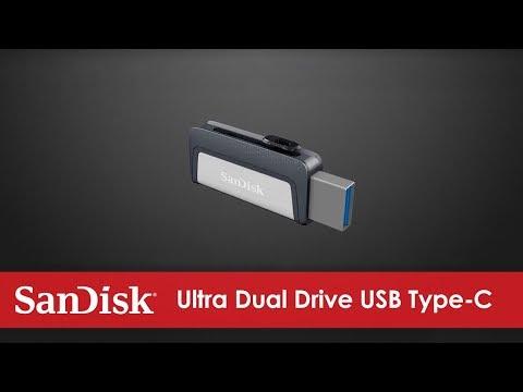 Para dispositivos de última generación: SanDisk Ultra Dual USB Type C