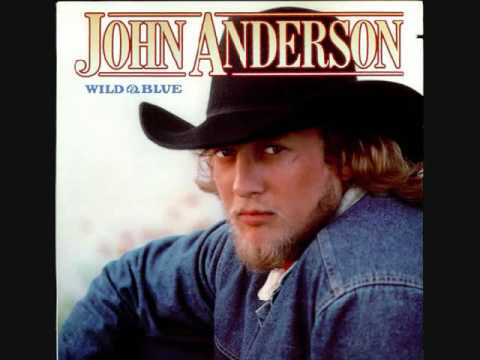 John Anderson - Wild and Blue {LP}