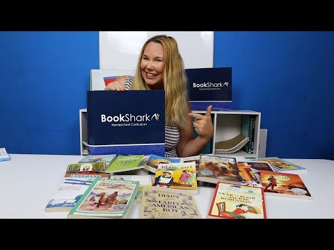 homeschool-curriculum-review- -bookshark-language-arts-level-4