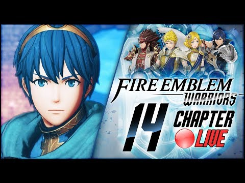 Fire Emblem Warriors - Chapter 14: Sieging The Citadel! [🔴LIVE]
