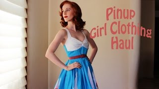 Pinup Girl Clothing Yardsale | THE HAUL