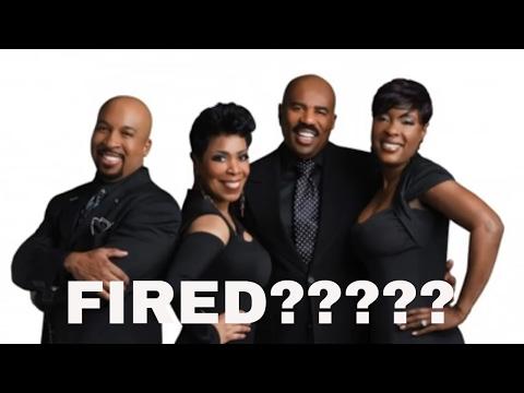 Steve Harvey Fires Entire Talk Show Crew & Moves Talk & Radio Show To Los Angeles California