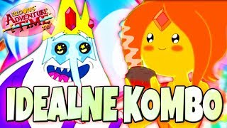 ICE VS FIRE | GREAT COMBO |  #036  |  Bloons Adventure Time TD | PL