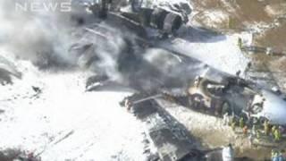 事故直前に機首を大きく下げる・・・FEDEX機着陸失敗(10/04/16)