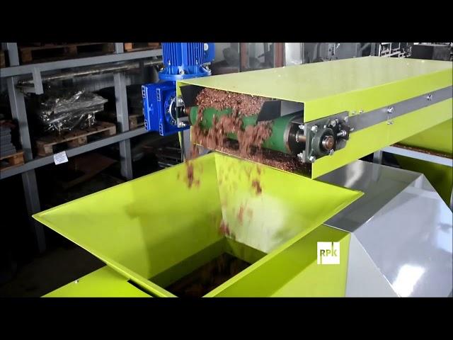Оборудование для переработки отходов | Автоматизированная линия