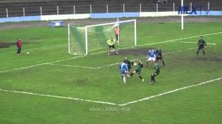 [Lukavac-x.ba] FK Radnički - FK Budućnost (1-1)