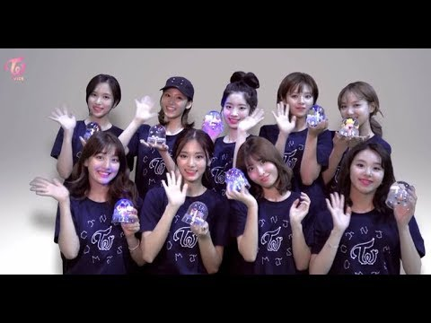 TWICE SEASON'S GREETINGS 2018 'TWISTAR'