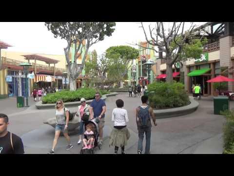 Downtown Disney District Walkthrough